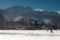 Nareszcie zima w Zakopanem!